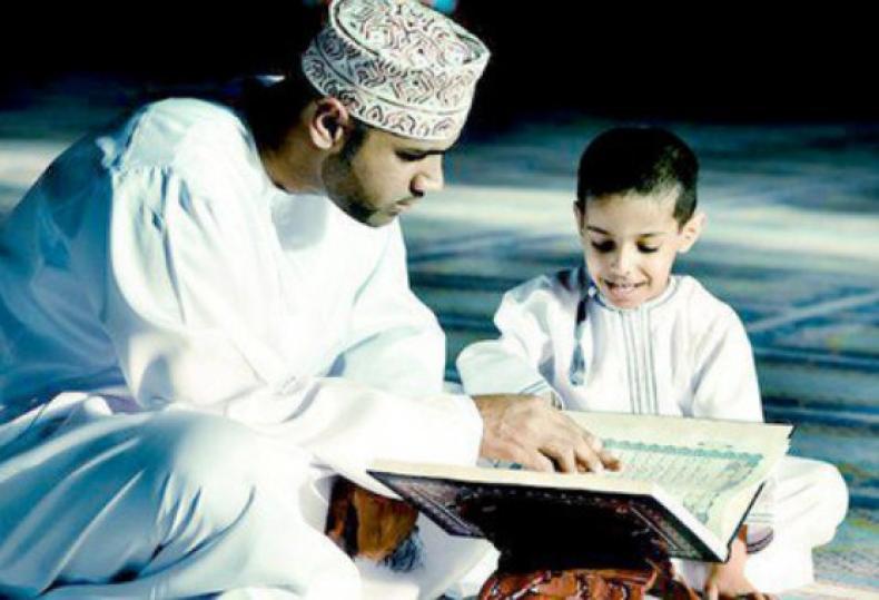 Anak Berkualitas Hasil Dari Sugesti Orang Tua Yang Berkualitas Juga