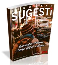 Majalah kekuatan sugesti Edisi Keempat puluh Enam Majalah Kekuatan Sugesti Bulan April 2018