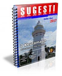 Majalah kekuatan sugesti Edisi Ketigapuluh Lima
