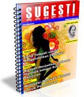 Majalah kekuatan sugesti Edisi Keduapuluh tiga