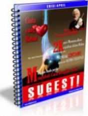 Majalah kekuatan sugesti edisi kedua