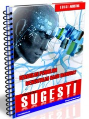 Majalah kekuatan sugesti Edisi Kelima