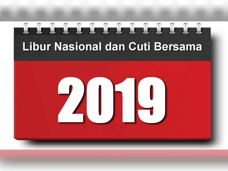 Siap-siap untuk Menyegarkan Pikiran, Berikut adalah Daftar Libur Nasional & Cuti Bersama Tahun 2019