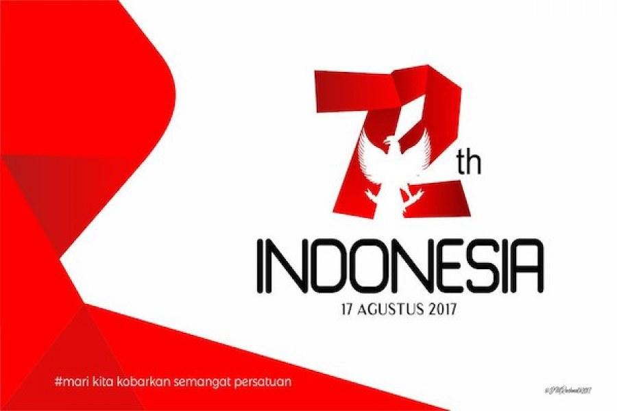 Dirgahayu Indonesia 72