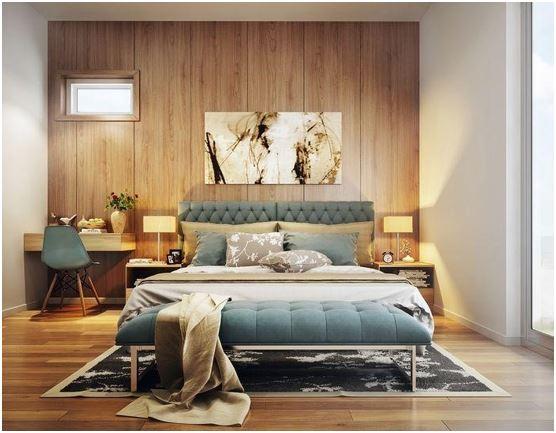 """Inilah, 4 Inspirasi Desain Kamar Tidur Yang Membuat Anda """"Nyaman"""" 1"""