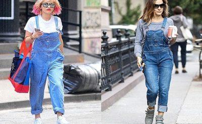 Sugesti Fashion 90an kini menjadi minat Remaja Masa Kini !