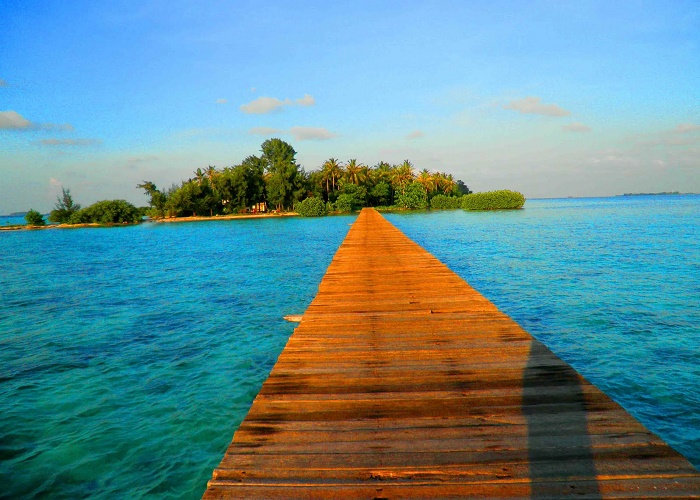9 Tempat Wisata Indah Yang Terkenal Sugestinya dan patut kalian coba.
