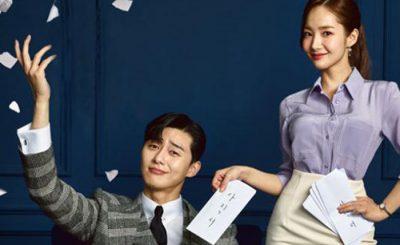 Inspirasi Teladan Kim Miso di What's Wrong With Secretary Kim