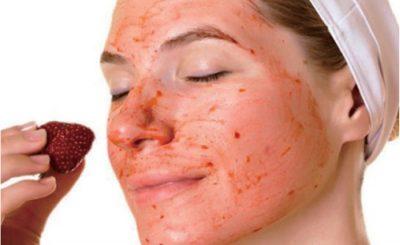 Inilah Manfaat Buah Strawberry untuk Kecantikan. Wanita Wajib Baca !