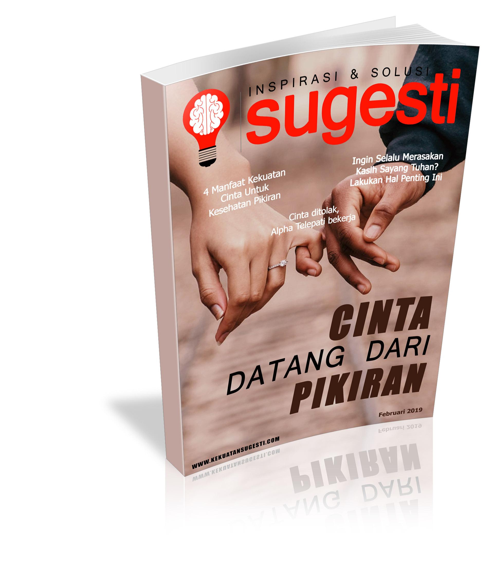 Majalah Sugesti Edisi Kelimapuluh Enam