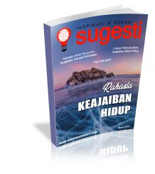 Majalah Sugesti Edisi Kelimapuluh Tujuh