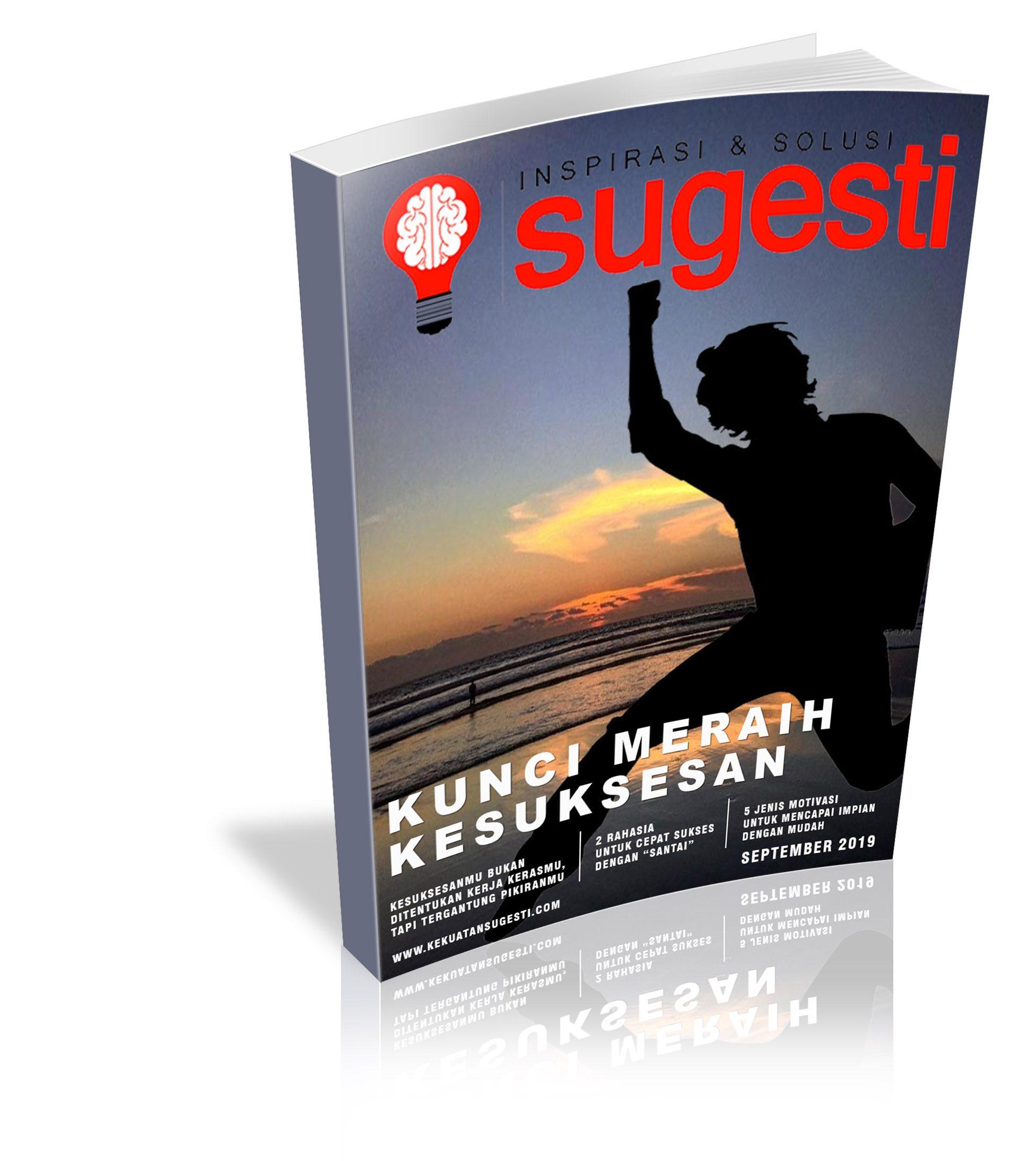 Majalah Sugesti Edisi Keenampuluh Tiga bulan September 2019