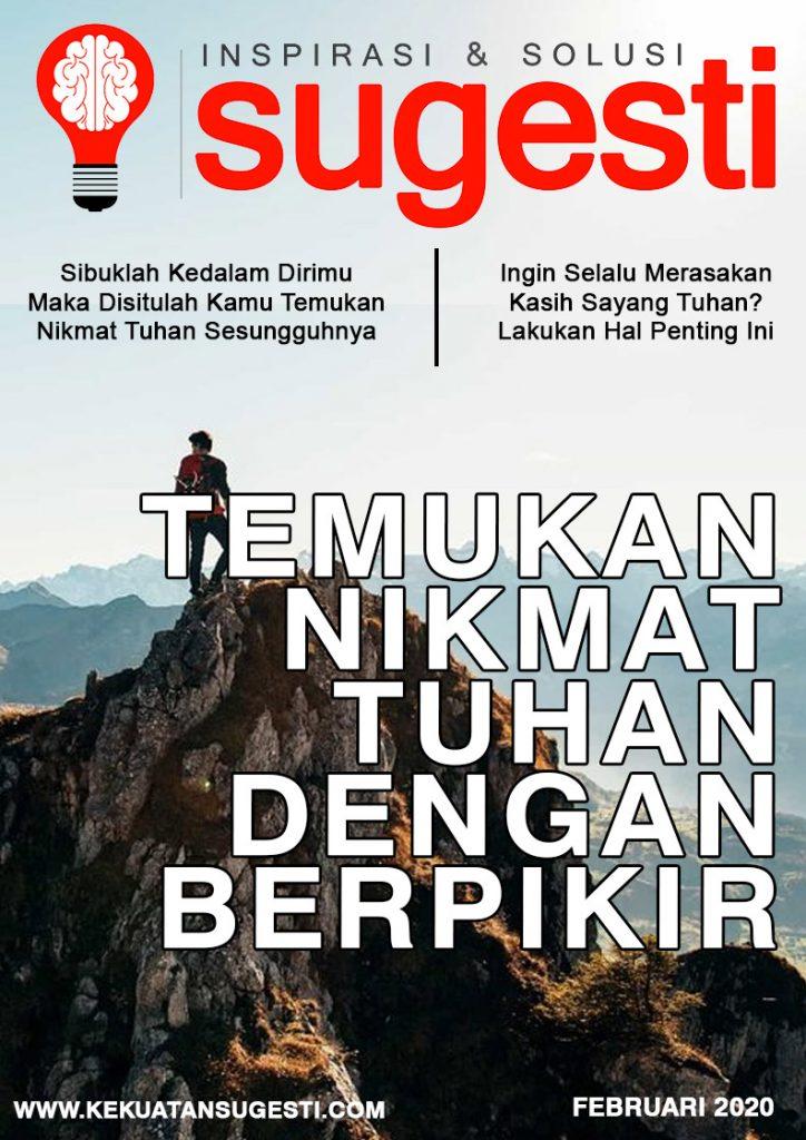majalah sugesti februari 2020