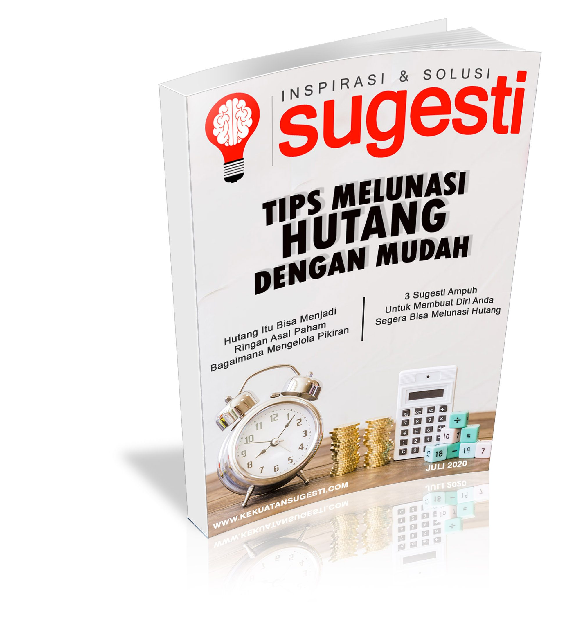 Majalah Sugesti Edisi Ke Tujuh Puluh Tiga Bulan Juli 2020