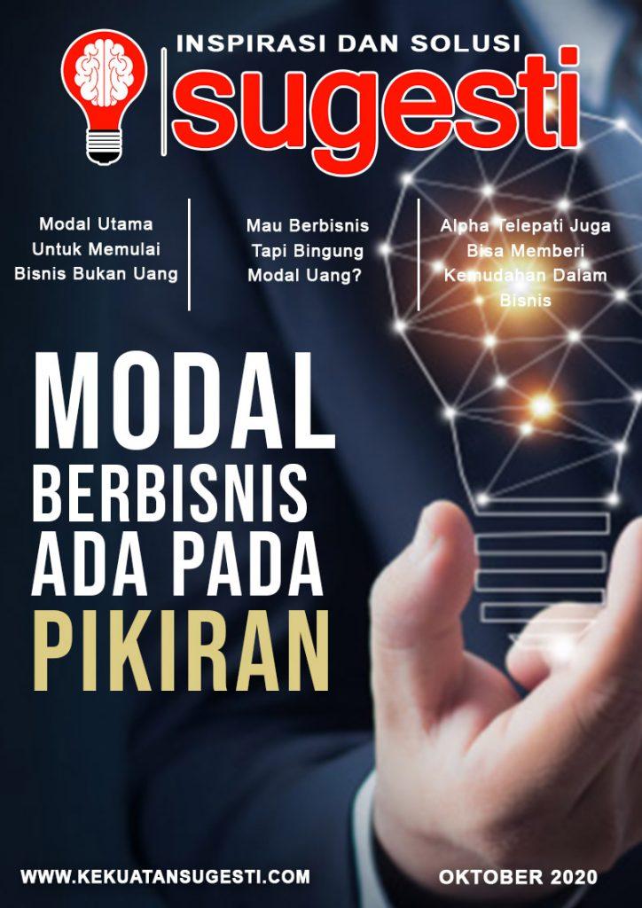 majalah sugesti bulan oktober
