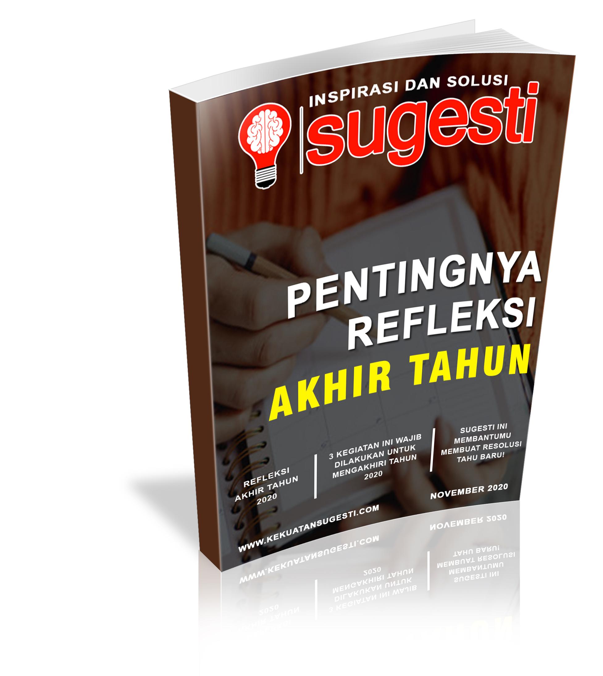 Majalah Sugesti Edisi Ke TujuhPuluh Tujuh Bulan Nopember 2020