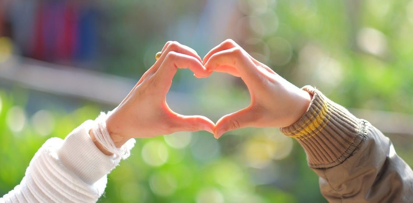 4 Manfaat Kekuatan Cinta