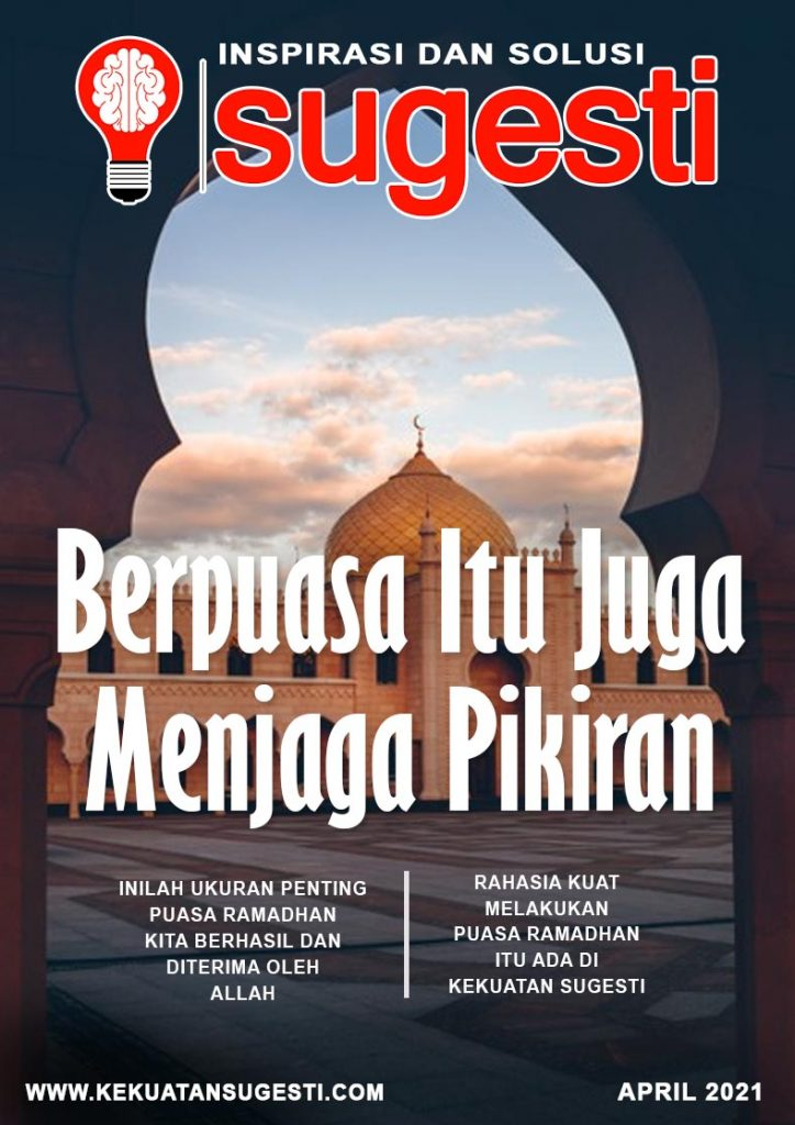 majalah sugesti april