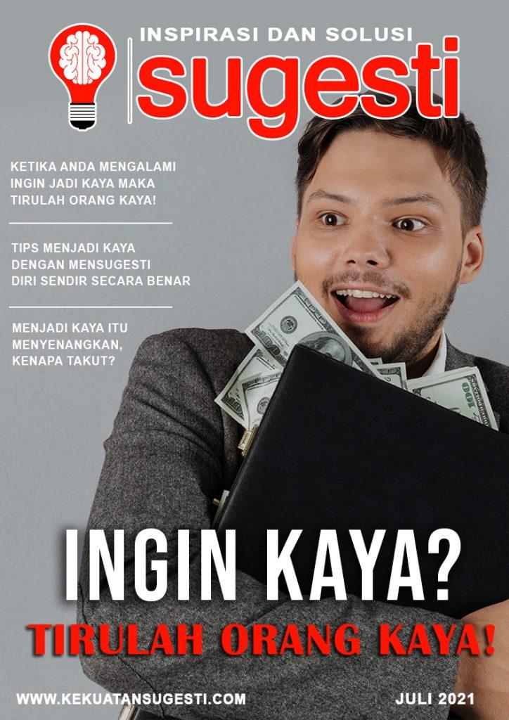 majalah sugesti juli 2021